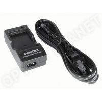 Pentax Battery Charger Kit K-BC7U 39137 for Optio 555 / 550 / 450 / MX
