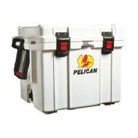 Pelican White Elite Marine Cooler