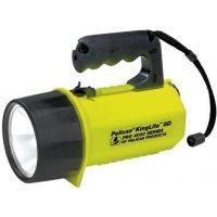Pelican KingLite Pro 4000 8D Heavy Duty Spotlight - laser & wide beam spot light flashlight