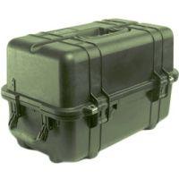 Pelican 1460 Black/Desert Tan/OD Green Watertight Protector Hard Case
