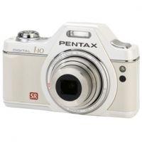 Pentax Optio I10 Classic Compact Digital Camera, Black