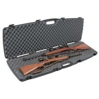 Plano Molding Gun Guard SE Double Scoped Long Gun Case Black 52.2 Inch 10-10587