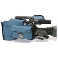 PortaBrace CBA-PDW530 Camera Body Armor for Sony PDW-510 and PDW-530 - Blue
