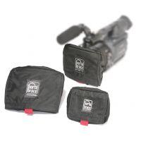 PortaBrace LC-CAPSET 3-Pack - Large, Medium and Small Lens Caps - Black