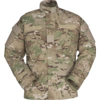 Propper ACU Coat, 50/50 NYCO Ripstop