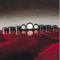 Qorpak Black Phenolic Screw Caps, Pulp/Vinyl Liner, Qorpak 5021/12