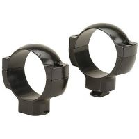 Redfield Mounts 30mm Rotary Dovetail Steel Rings