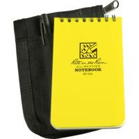 Rite in the Rain 3X5 Notebook Kit w/ Notebook, Pen, Cover