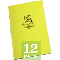 Rite in the Rain Stapled Notebook 4x7 - Pack of 12