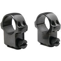 Ruger Low Scope Ring 3BHM for Hawkeye Rifle, Blue Matte 90277