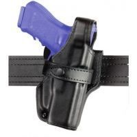 Safariland 070 Duty Holster, SSIII Mid-Ride, Level III Retention - Nylon-Look, Right Hand 070-53-261