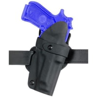Safariland 0701 Concealment Belt Holster - STX TAC Black, Left Hand 0701-777-132-225