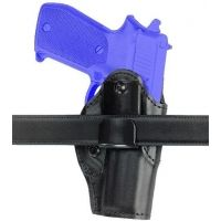 Safariland 27 Inside-the-Pants Holster - Plain Black, Left Hand 27-53-62