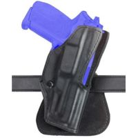 Safariland 5181 Open-Top Paddle Holster - Plain Black, Left Hand 5181-54-62