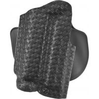 Safariland 5188 Paddle Holster for Pistols - STX Basket Weave, Right Hand 5188-77421-481