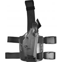Safariland 6004 SLS Tactical Holster - Tactical Black, Right Hand 6004-283-121