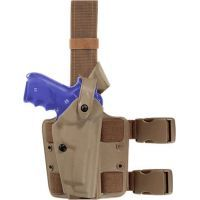 Safariland 6004 SLS Tactical Holster - STX Foliage Green, Right Hand 6004-6121-541