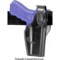 Safariland 6280 Level II Retention, Mid-Ride Holster - STX Basket Weave, Right Hand 6280-73-481