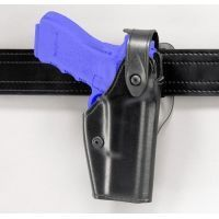 Safariland 6280 Level II Retention, Mid-Ride Holster - STX TAC Black, Right Hand 6280-83-131