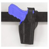 Safariland 6280 Level II Retention, Mid-Ride Holster - STX TAC Black, Right Hand 6280-56-131