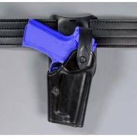 """Safariland 6285 1.50"""" Belt Drop, Level II Retention Holster - STX TAC Black, Left Hand 6285-83-132"""