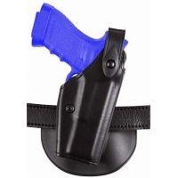 Safariland 6288 Concealment SLS Paddle Holster - STX Tactical Black, Left Hand 6288-17412-132