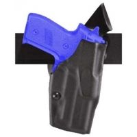 Safariland Model 6320 ALS Duty Holster - STX Hi-Gloss, Left Hand 6320-53-492