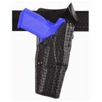 Safariland Model 6325 ALS; Duty Holster - STX Basket Weave, Right Hand 6325-91-481