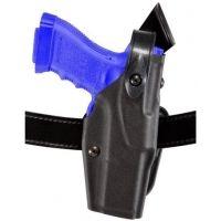 Safariland 6367 ALS Belt Slide Holster - Plain Black, Left Hand 6367-3832-62