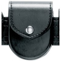 Safariland 90H Handcuff Pouch, Top Flap, for Hinged Cuffs 90H-22PBL