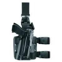 Safariland 6305 ALS Tactical Holster w/ Quick Release Leg Harness - STX FDE Brown, Right Hand 6305-419-551