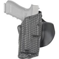 Safariland 6378 ALS Concealment Holster Paddle//Belt Mount GLOCK 20//21 6378-383