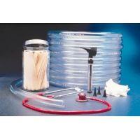 "Saint Gobain Tygon Medical PVC Tubing, Formula S-50-HL, Saint-Gobain Performance Plastics AAX00006 50"" Coil Length"