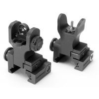 Samson Folding Sights Package with Front Sight and Rear Sight