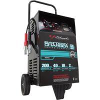Schumacher Battery Charger Manual >> Schumacher 2 10 40 200 Amp Manual Wheeled Battery Charger
