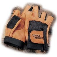 Uncle Mike's Small Shooting gloves, open finger style 89991