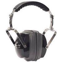 Silencio Earmuffs w/Liquid Filled Ear Cushions & Adjustable Steel Headband 3010482