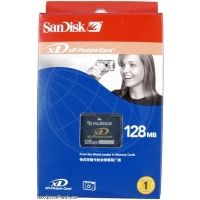 Silicon Power 128MB xD-Picture Memory Card