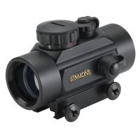 Simmons 1x30 Crossbow Scope Red Illumination Matte