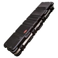 SKB Cases Low Profile ATA Case with wheels 42 x 12 X 6 case