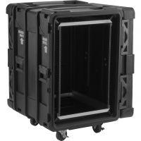 SKB Cases 24 Deep 16U Roto Shock Rack 19 rackable x 24 deep x 28 high