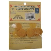 Southern Bloomer Wonder 2000 Plus Patches .30-.39 Caliber .010 Thickness .875 Inch 3105