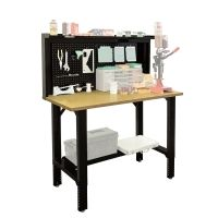 Stack On Rta Steel Pro Reloading Bench With Adjustable Height
