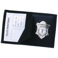 Strong Leather Company Ballistic Badge Case 26