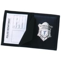 Strong Leather Company Ballistic Badge Case