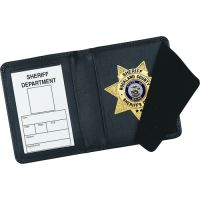 Strong Leather Company Side Open Badge Case 281