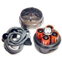 SureFire SC1 Spare Carrier for SureFire Flashlight Lamps P60, P61, P90, P91, R30, R60, MN01, MN02, MN03, MA02 and 123A lithium batteries
