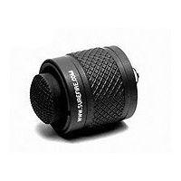 Sure-Fire Z61 Click-On Lock-Out Hard Anodized Black Tailcap for E1E / E1L / E2D / E2E / E2L Flashlight