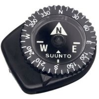 Suunto Clipper Compasses - can be attached to Watch Band or Bag Strap