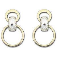 Swarovski Galaxy Pierced Earrings 992664